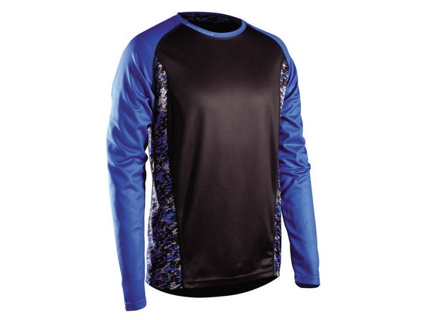 BONTRAGER Rhythm Long Sleeve Jersey click to zoom image