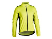 BONTRAGER Starvos S1 180 Softshell Jacket S Visibility Yellow  click to zoom image