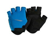 BONTRAGER Circuit Gel Mitts S Waterloo Blue  click to zoom image
