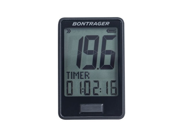 BONTRAGER RIDEtime Wireless Cycle Computer click to zoom image