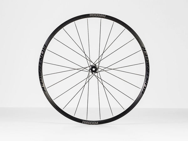 BONTRAGER Paradigm Comp TLR Disc Clincher Front Wheel click to zoom image