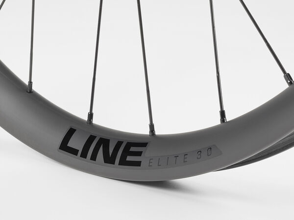 BONTRAGER Line Elite 30 TLR Boost Front Wheel click to zoom image