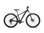 ORBEA MX 27 XS 60  Colour: Satin Black/Orange;  click to zoom image