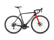 ORBEA Orca M20TEAM-D Sizes: 47, 49, 51, 53, 55, 57, 60cm; Colour: Satin/Gloss Black/Red/White  click to zoom image