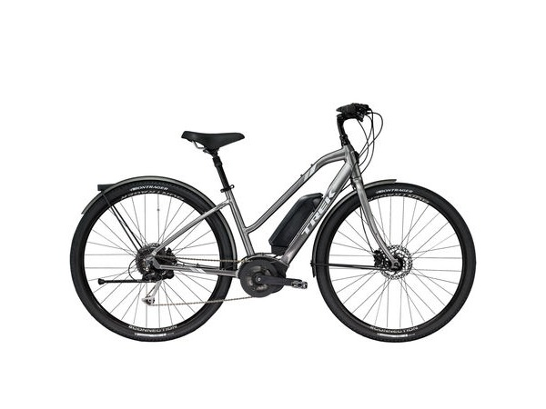 TREK Verve+ Lowstep e-bike click to zoom image
