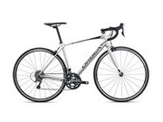 ORBEA Avant H40 Sizes: 47, 49, 51, 53, 55, 57 and 60cm; Colour: Gloss White/Black/Blue;  click to zoom image