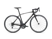 ORBEA Avant H40 Sizes: 47, 49, 51, 53, 55, 57 and 60cm; Satin/Gloss Black/Red/White  click to zoom image
