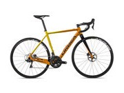 ORBEA Gain M20 Sizes: XS, S, M, L, XL; Colour: Gloss Orange/Yellow Fade/Black;  click to zoom image