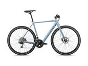 ORBEA Gain F20 Sizes: XS, S, M, L, XL; Colour: Satin/Gloss Blue;  click to zoom image