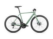ORBEA Gain F20 Sizes: XS, S, M, L, XL; Colour: Satin/Gloss Green  click to zoom image
