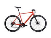 ORBEA Carpe 30 Sizes: XS, S, M, L, XL; Colour: Satin Bright Red/Black  click to zoom image
