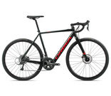 ORBEA Gain D50 Sizes: XS, S, M, L, XL; Colour: Gloss Dark Green/Red  click to zoom image
