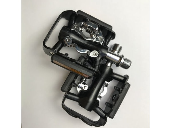 XLC Clipless SPD/Standard Pedals PD-S20 click to zoom image