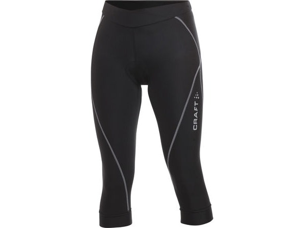 CRAFT Active Bike Women 3/4 Knickers click to zoom image