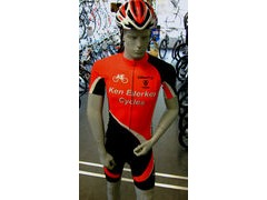 CRAFT Ken Ellerker Cycles Short Sleeve Jersey