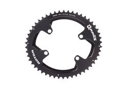 ROTOR Q-Ring Spider Mount Oval Outer Chainring for ALDHU and Shimano 4 Bolt