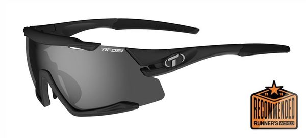 TIFOSI OPTICS Aethon Interchangeable Lens Sports Glasses click to zoom image
