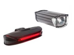RALEIGH RX10 Rechargeable Front and Rear Light Set