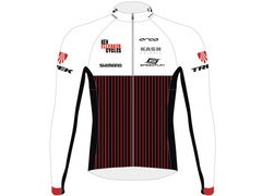 ORCA Custom Ken Ellerker Cycles Long Sleeve Fleece Jersey