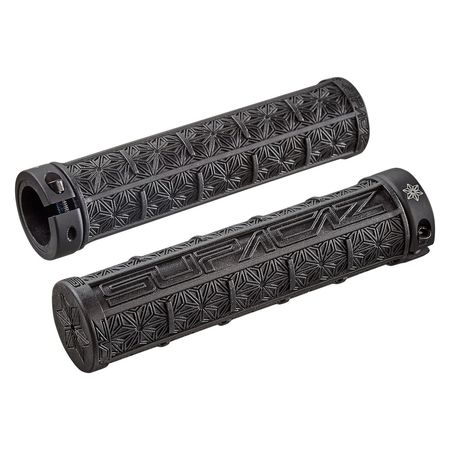 SUPACAZ Grizips Lock-on Grips click to zoom image
