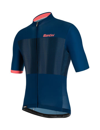 SANTINI Tono Flusso Short Sleeve Jersey click to zoom image