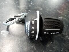 SRAM 3.0 Comp 7 Speed Twist Shifter Rear 1:1
