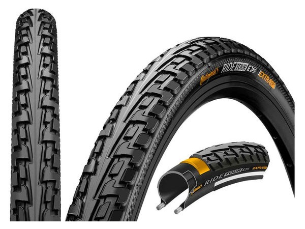CONTINENTAL Ride Tour Puncture Resistant Tyre click to zoom image