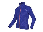 ENDURA Women's Pakajak II Jacket S 10 Cobalt Blue  click to zoom image