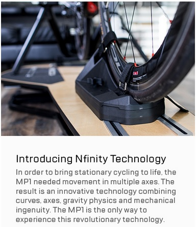 Nfinity technology